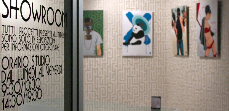 Agenzia creativa: grafica, siti web, render e architettura. Studio Factory 3